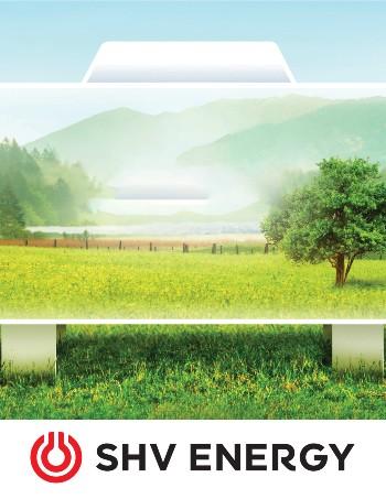 SHV Energy Distribución de gas doméstico e industrial